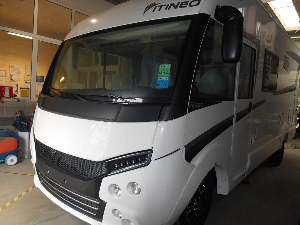 ITINEO FC650