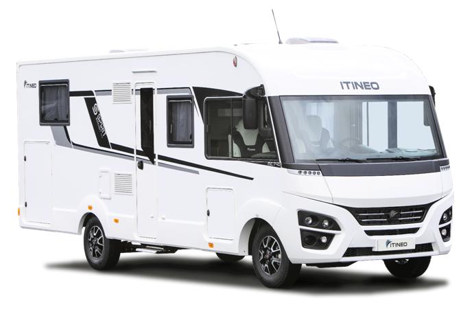 ITINEO CM660 Nomad